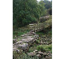 Lathkill Bridge Photographic Print