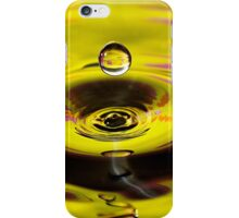 Colourful Droplet iPhone Case/Skin