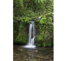 Lathkill Falls Photographic Print