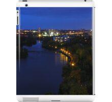 Rideau River Blues iPad Case/Skin