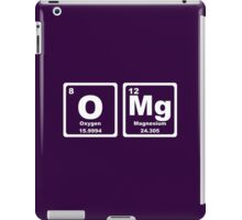 OMG - Periodic Table iPad Case/Skin