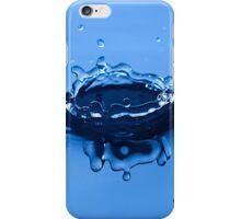 Blue Crown iPhone Case/Skin