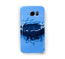 Blue Crown Samsung Galaxy Case/Skin