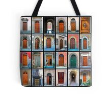 Doors of Florence and Siena Tote Bag
