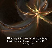 O Holy Night by Dave Moilanen