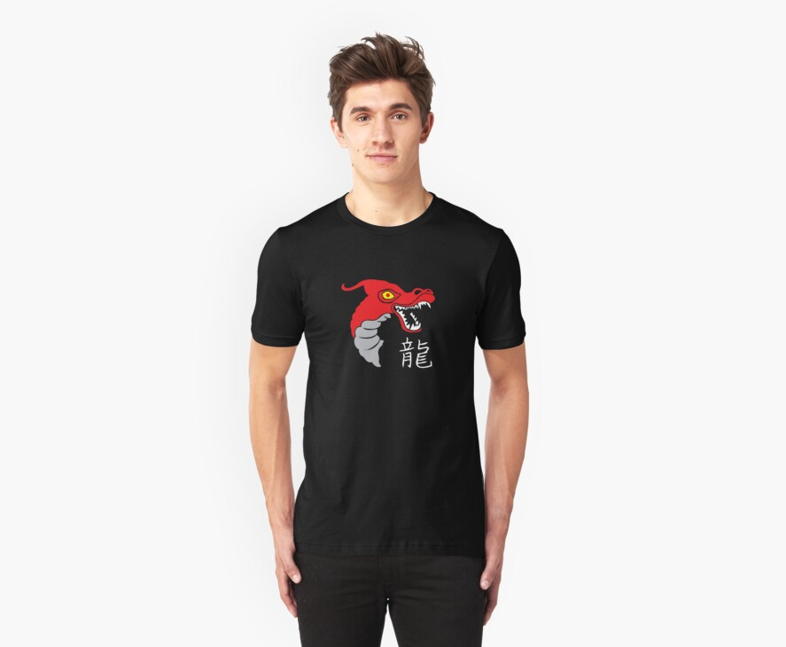 Dragon by SPTees
