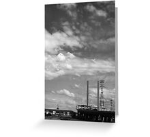 Bolte Bridge Greeting Card