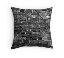 Alley Light Throw Pillow