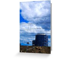 Docklands Greeting Card