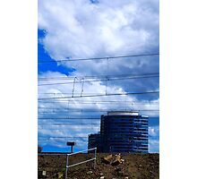 Docklands Photographic Print