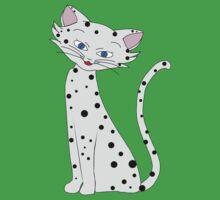 Snow Leopard Kids Clothes
