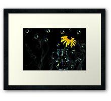 Single Susan Framed Print