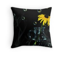 Single Susan Throw Pillow