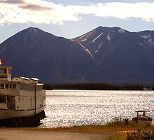 Atlin Lake, B-C, Canada by Crokuslabel