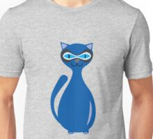 cat in mask Unisex T-Shirt