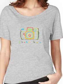 photo box Women's Relaxed Fit T-Shirt