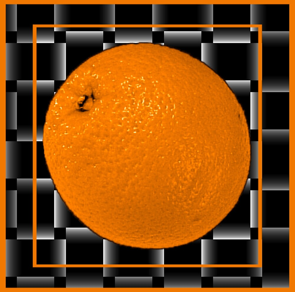 orange by CheyenneLeslie Hurst