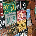 License Plates by lkippenbrock