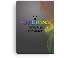 Marijuana Canvas Print