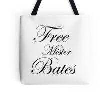 Free Mister Bates Tote Bag