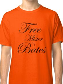 Free Mister Bates Classic T-Shirt