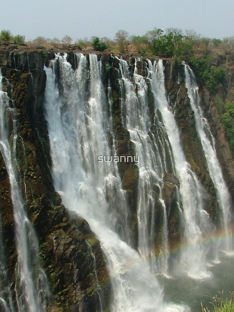 Victoria Falls - Zimbabwe by swanny