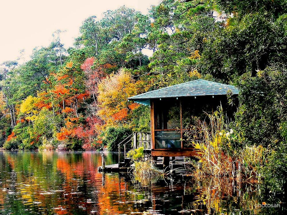 Painted Lake by photosan