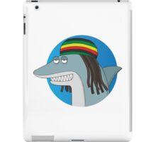 Reggae Shark iPad Case/Skin