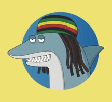Reggae Shark Kids Clothes