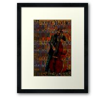 Musical DNA, experiments in musical intelligence Framed Print