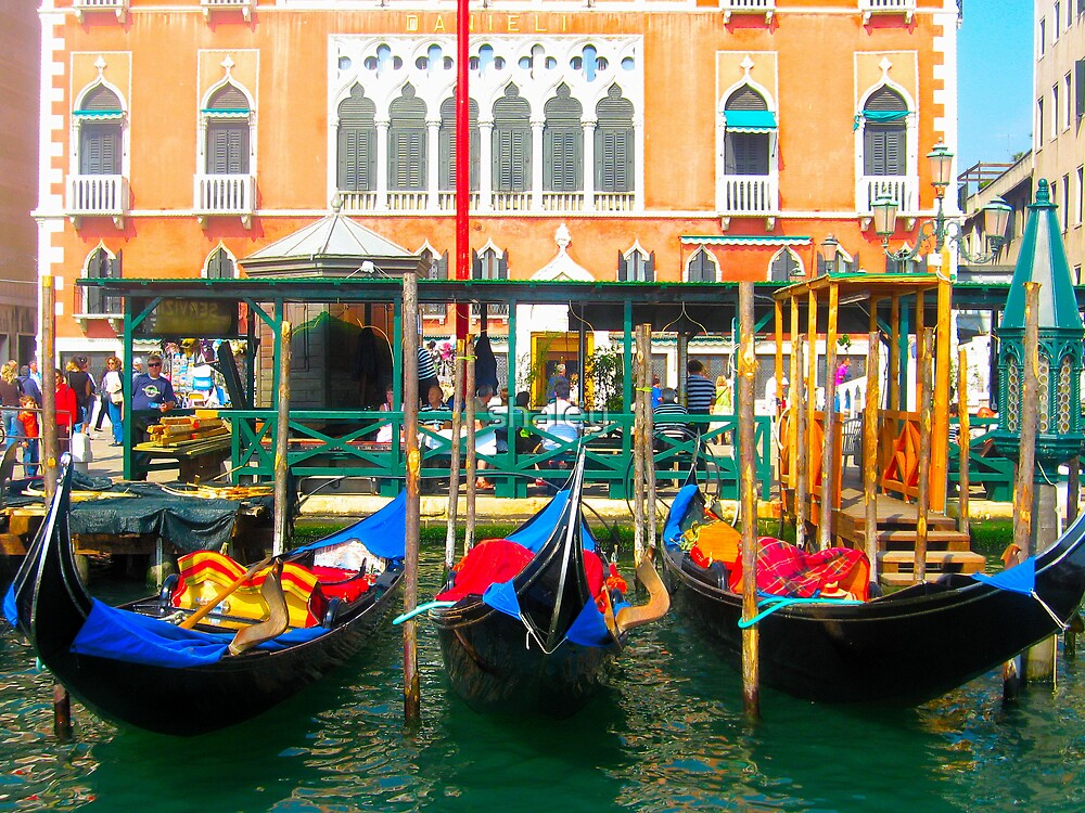 Venice by shaley