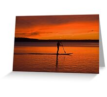 Northport Bay Greeting Card