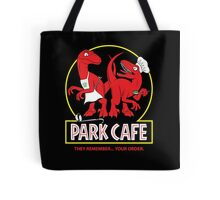 Raptors in the Kitchen 2 Tote Bag