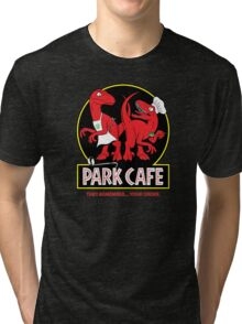 Raptors in the Kitchen 2 Tri-blend T-Shirt