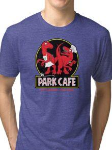 Raptors in the Kitchen 2 Tri-blend T-Shirt