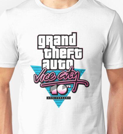 Vice City 10th Anniversary Unisex T-Shirt