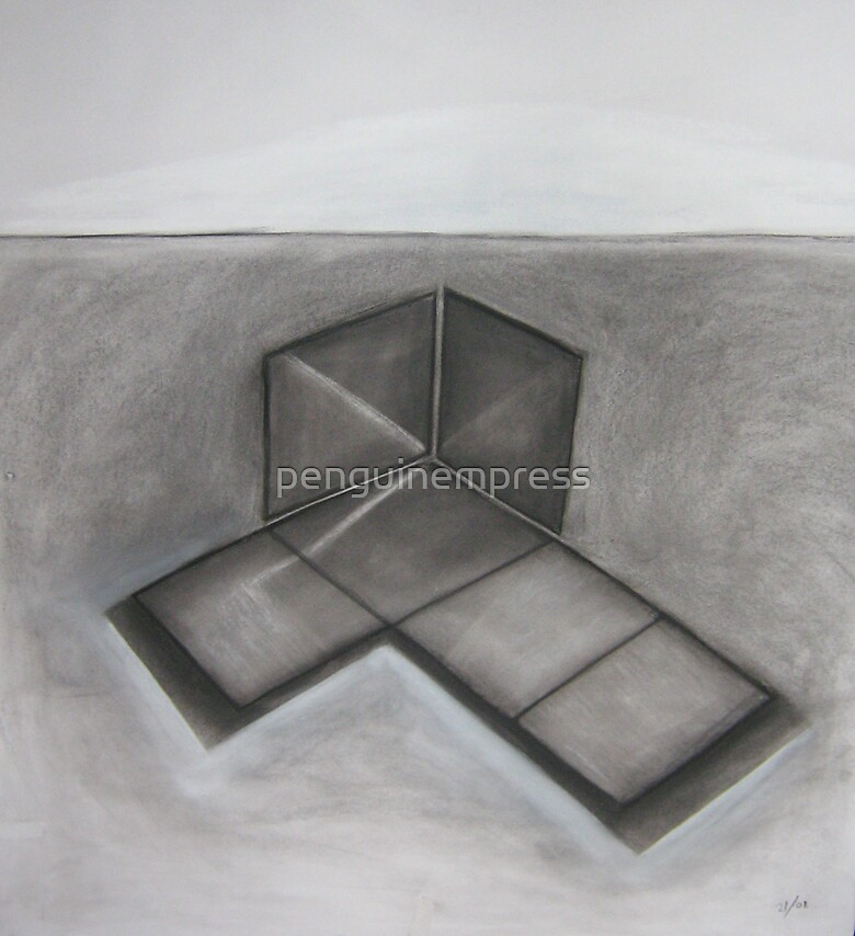 Shiny Box by penguinempress