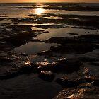 Rickett's Point Sunset by Greg Blair
