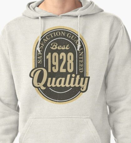 Satisfaction Guaranteed  Best  1928 Quality Pullover Hoodie