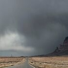 Driving Into A Storm by barnsis