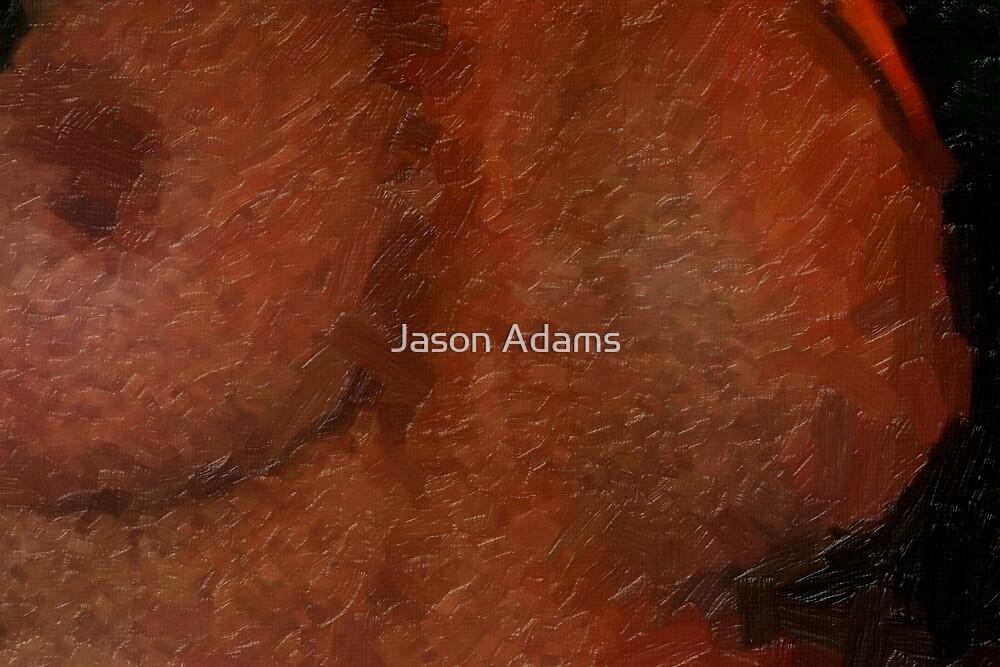 Oily Bust by Jason Adams