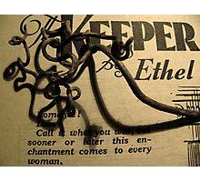 Keeper Photographic Print