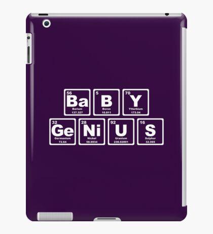 Baby Genius - Periodic Table iPad Case/Skin