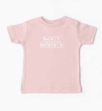 Baby Genius - Periodic Table Baby Tee