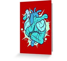 Cold-Hearted And Venomous Greeting Card