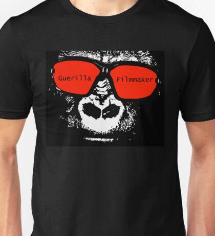 Guerilla Filmmaker Unisex T-Shirt