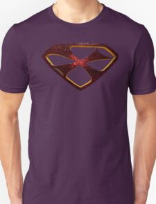 "The Letter X in the Style of ""Man of Steel"" T-Shirt"