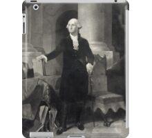 Portrait of George Washington iPad Case/Skin