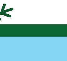 Flag of Labrador  by abbeyz71