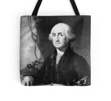 Portrait of George Washington Tote Bag